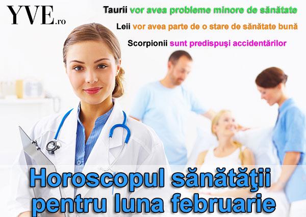 Horoscopul sănătăţii pentru luna februarie –  Taurii vor avea probleme minore de sănătate