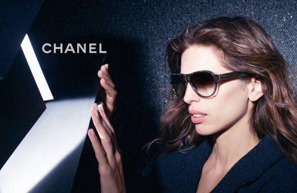 Colecţia de ochelari Chanel toamnă-iarnă 2012