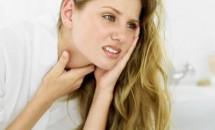 Scăpați rapid de faringite