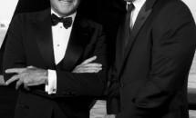 Giorgio Armani si Sean Penn au facut echipa pentru un eveniment caritabil