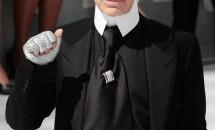 Karl Lagerfeld este lasat de Chanel sa faca ce vrea