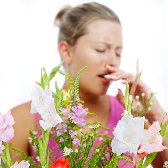 Reacții alergice - acționați de la primele simptome