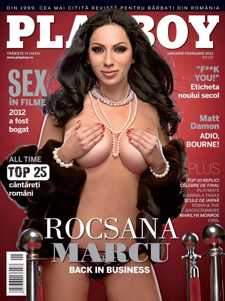 Rocsana Marcu