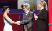 Ada Condeescu a fost felicitata de Angelina Jolie