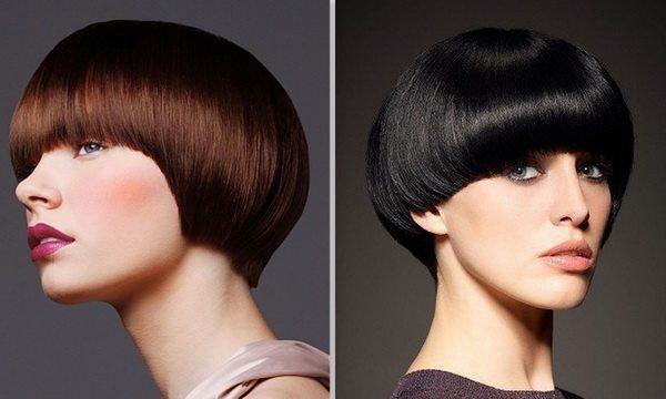 Coafuri de seară pentru femei cu părul scurt