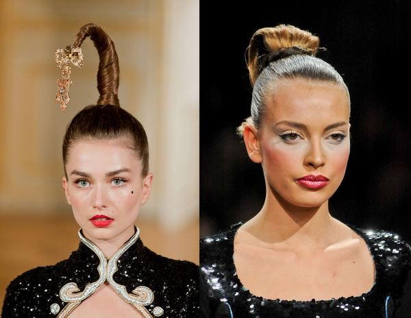 Coafuri femei 2014