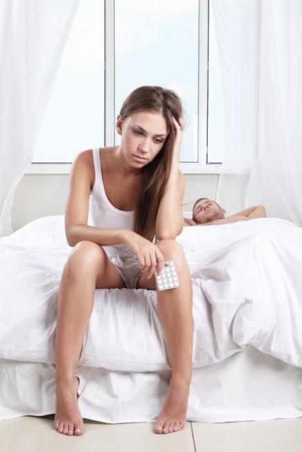 De ce ai dureri în timp ce faci sex