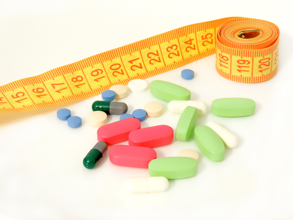 Evitați produsele farmaceutice de slăbire