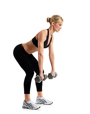Exerciții împotriva brațelor groase