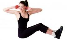 Exerciții pentru abdomen recomandate pentru femei