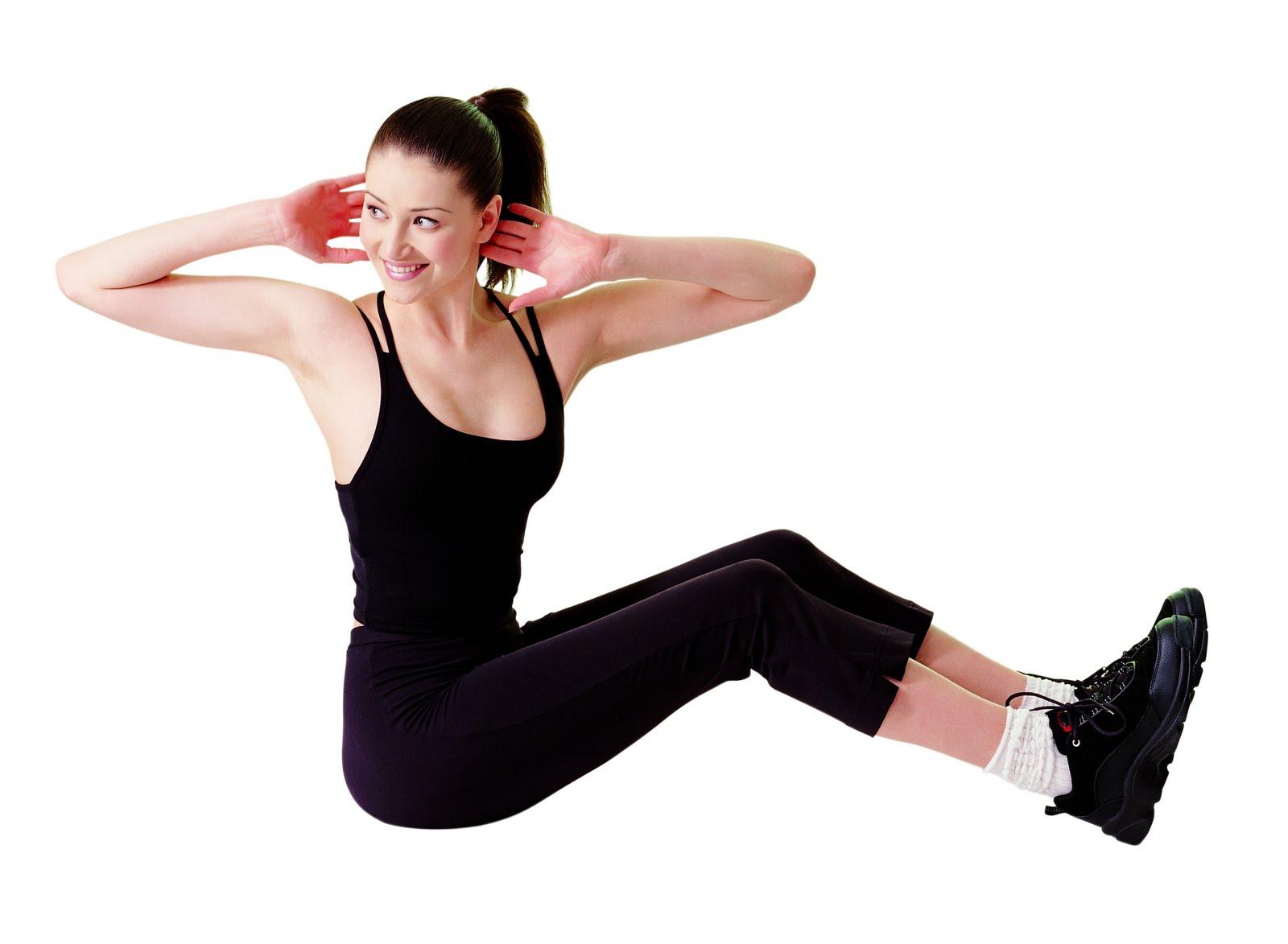 Exerciții abdomen