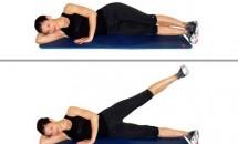 Exerciții pentru coapse si fese