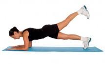 Exerciții pentru fese