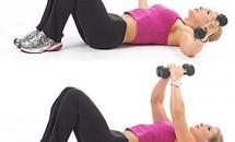 Exercițiu pentru sânii lăsați