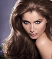 Redați strălucirea părului