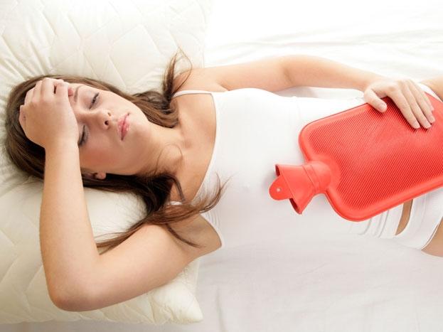 Remedii naturiste împotriva durerilor menstruale