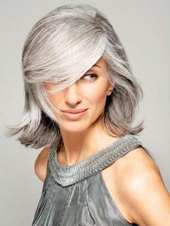 Scapă de complexul părului alb