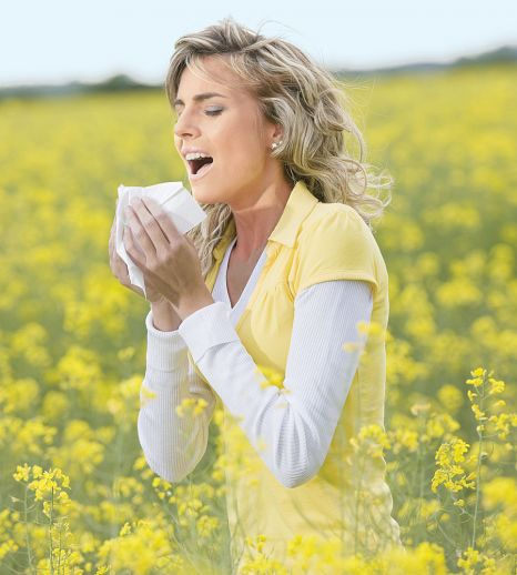Vitamine pentru alergie
