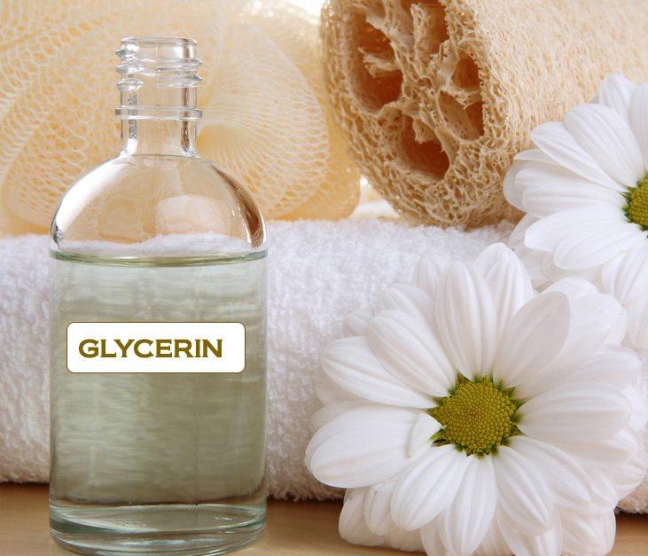 Beneficiile glicerinei pentru păr