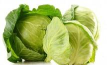 Calmați durerile de stomac cu frunze de varză