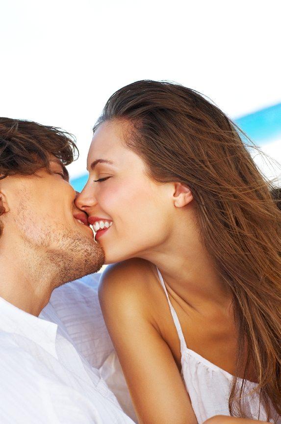 Cum îți dai seama că sărută bine