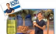 Dr. Oz: uleiul de cocos te ajută să slăbești rapid