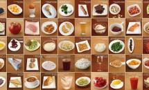 Ghid complet al alimentelor cu valorile nutritive