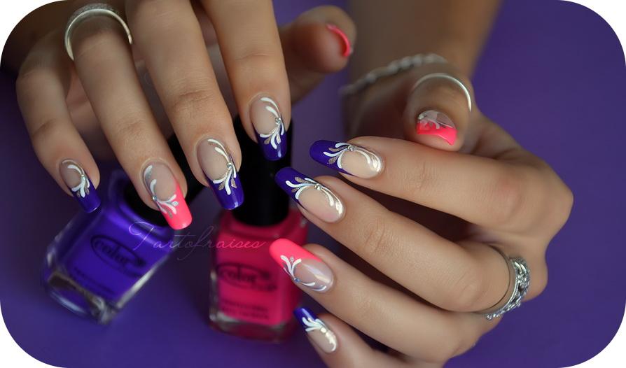 Смотреть дизайн на ногтях