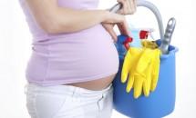 Ai grijă la produsele chimice în timpul sarcinii