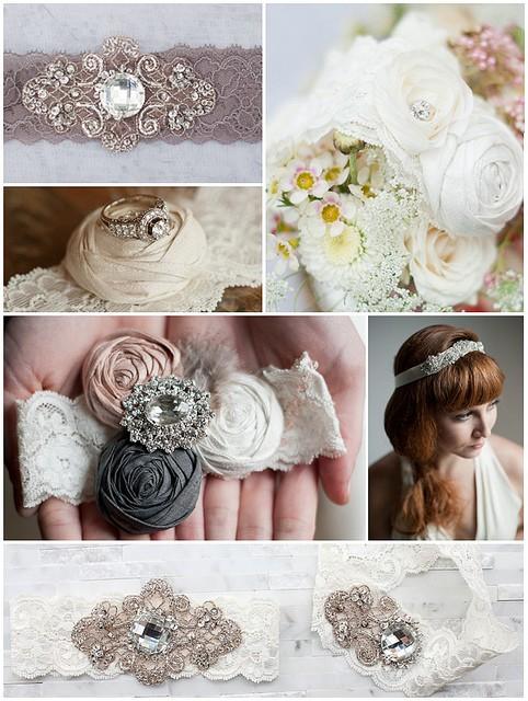 Bentite vintage pentru nunta