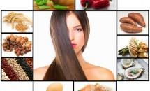 Care sunt cele mai sanatoase alimente pentru par?