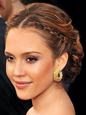 Coafuri de nunta inspirate de la celebritati