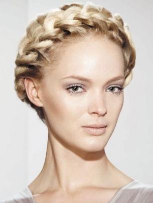 Coafuri elegante par lung 2017