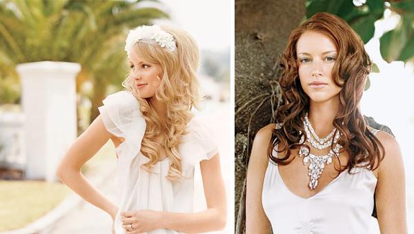 Modele De Coafuri Pentru Nunta Cu Parul Desfacut Yvero