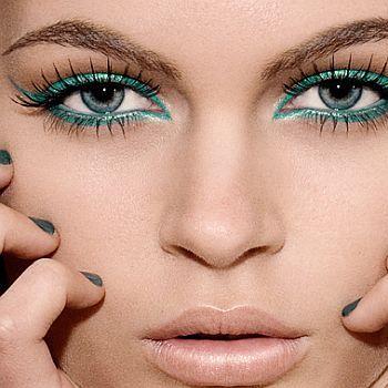 machiaj pentru ochi verzi