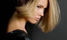 Ombre hair - blond si negru