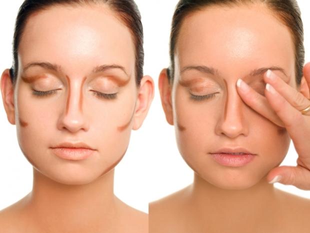 Contureaza-ti nasul cu machiaj