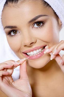 Inca nu folosesti ata dentara
