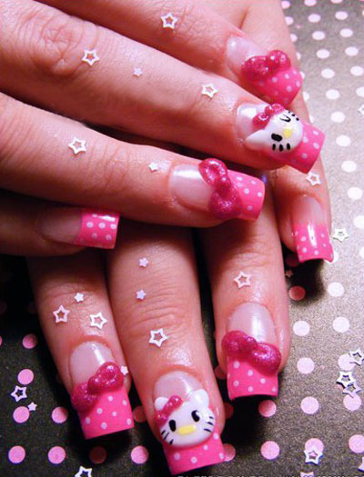 Modele Hello Kitty