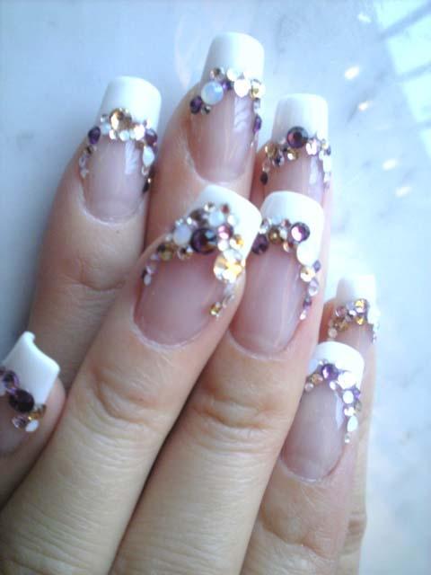 Modele de unghii cu gel elegante
