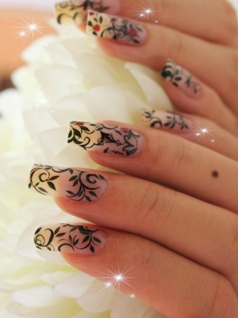 Modele de unghii cu gel stilate