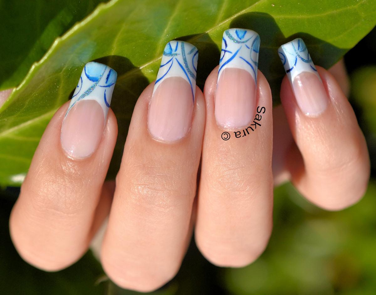 Modele pentru unghii simple si elegante