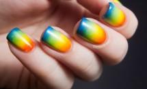 Modele unghii colorate de vara