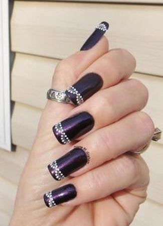 unghii cu gel elegante