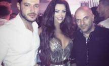 Bianca Dragusanu a iesit in club cu Victor si cu Dan Capatos