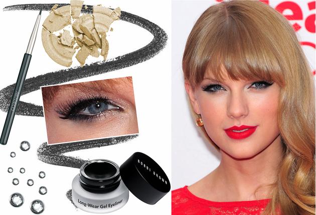 Machiajul lui Taylor Swift