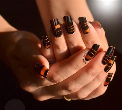 Modele de unghii false