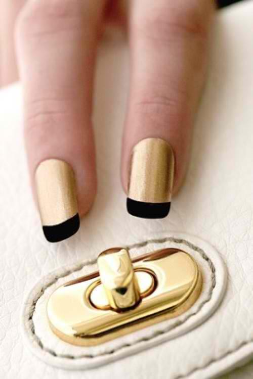 Modele unghii simple