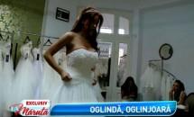 Aceasta este rochia de mireasa a Biancăi Drăgusanu