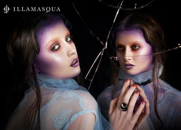 Colectia de machiaj de vara Illamasqua Paranormal